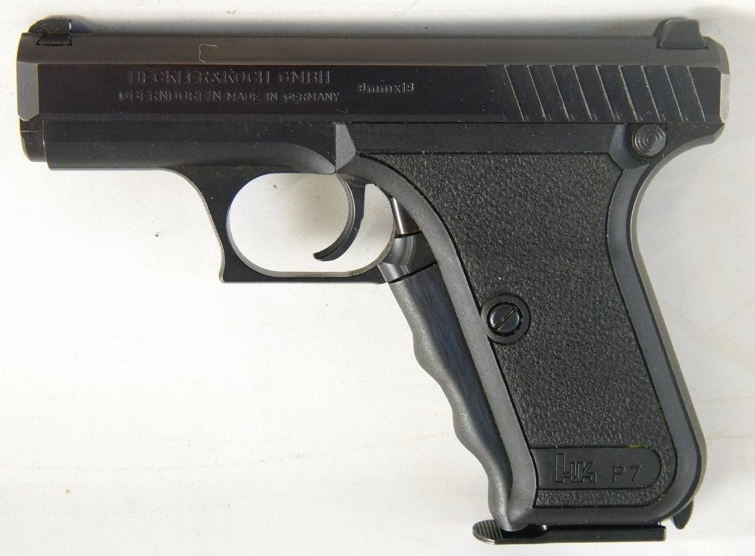 Heckler & Koch P7 9mm #52636 - 4