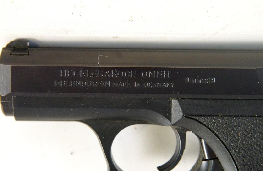 Heckler & Koch P7 9mm #52636 - 5