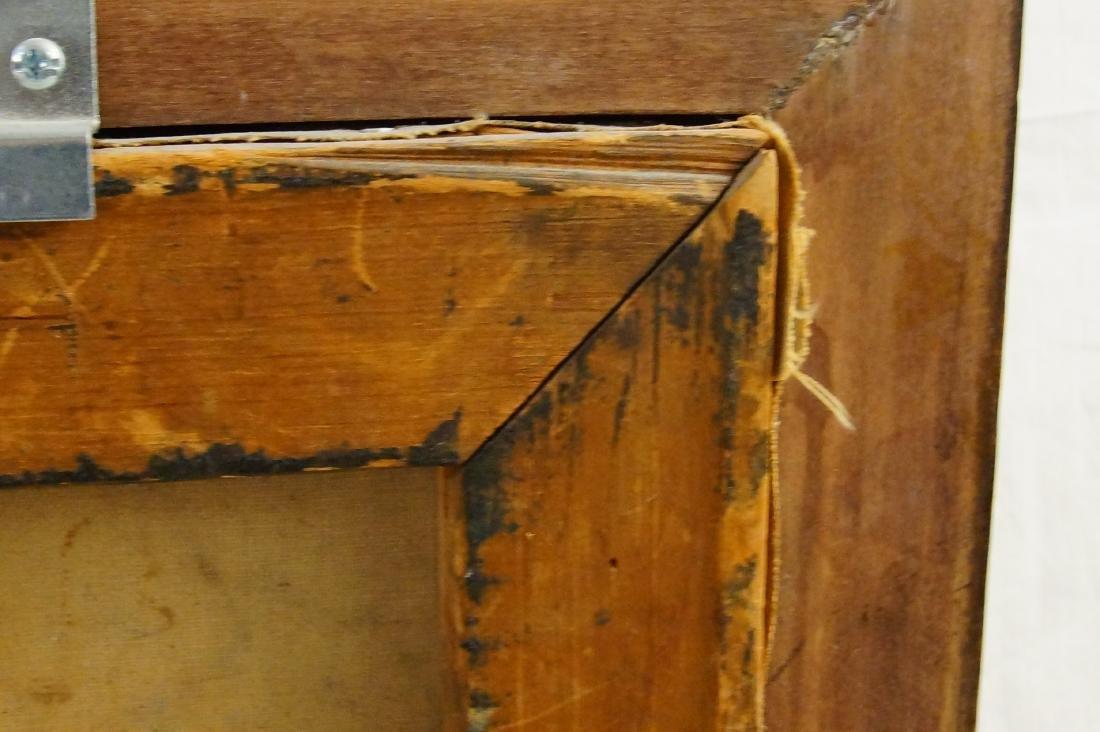 """Flemish portrait """"Bouchet"""" 20""""x16"""" oil on canvas - 10"""