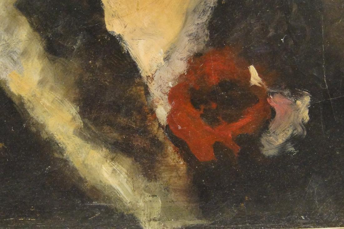 """Flemish portrait """"Bouchet"""" 20""""x16"""" oil on canvas - 4"""