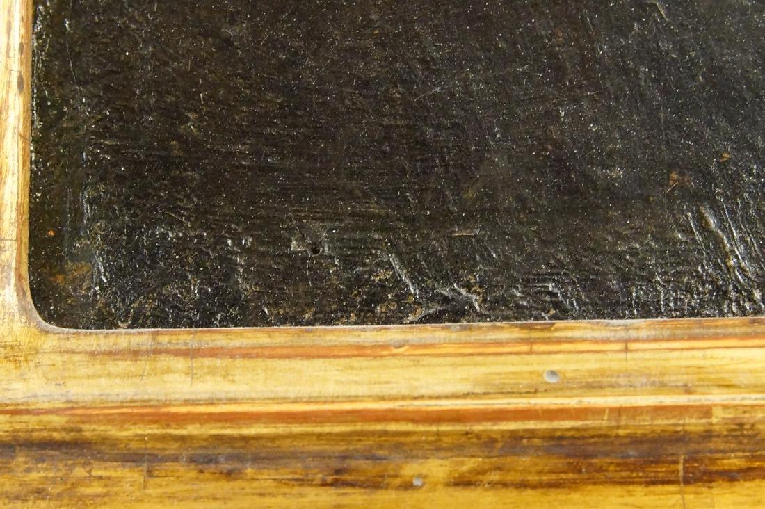 """Flemish portrait """"Bouchet"""" 20""""x16"""" oil on canvas - 5"""