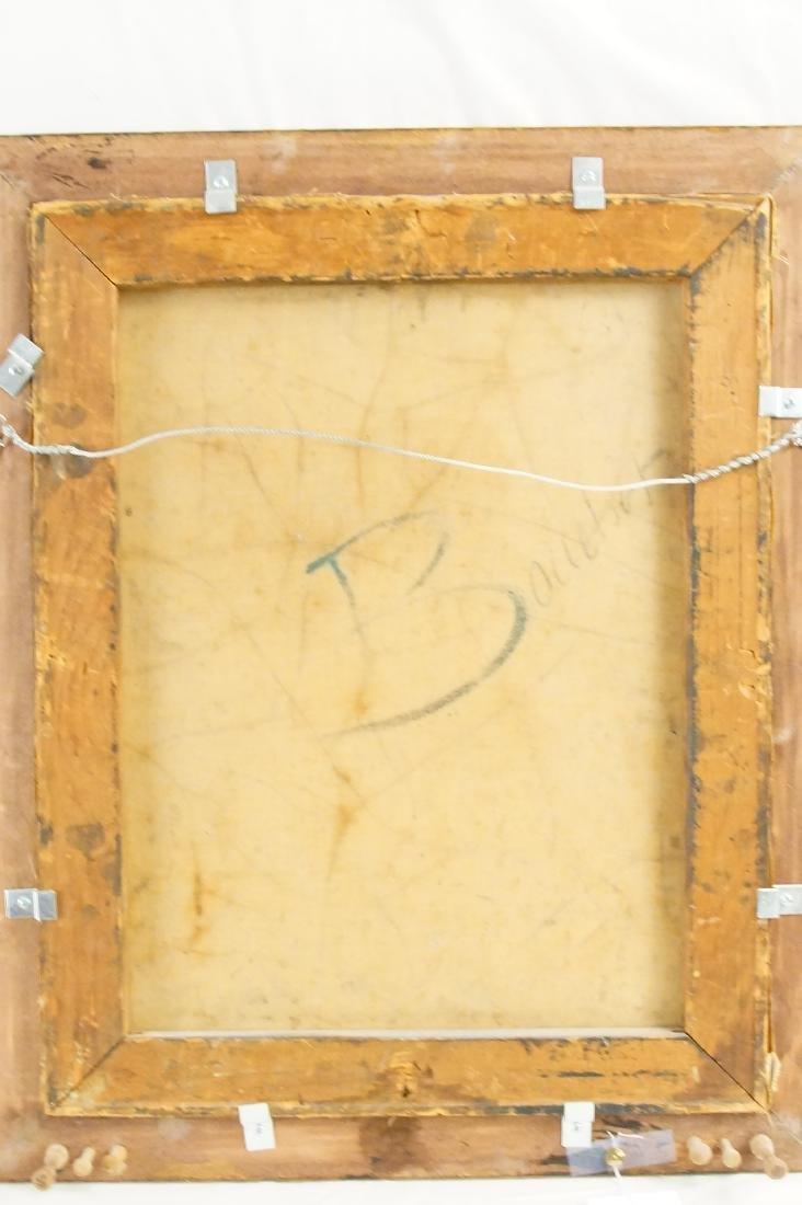 """Flemish portrait """"Bouchet"""" 20""""x16"""" oil on canvas - 7"""