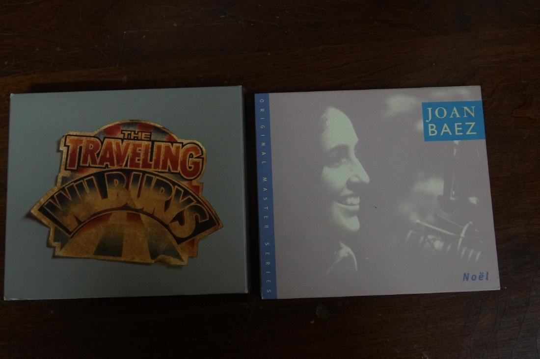 Lifetime collection of audio CD's