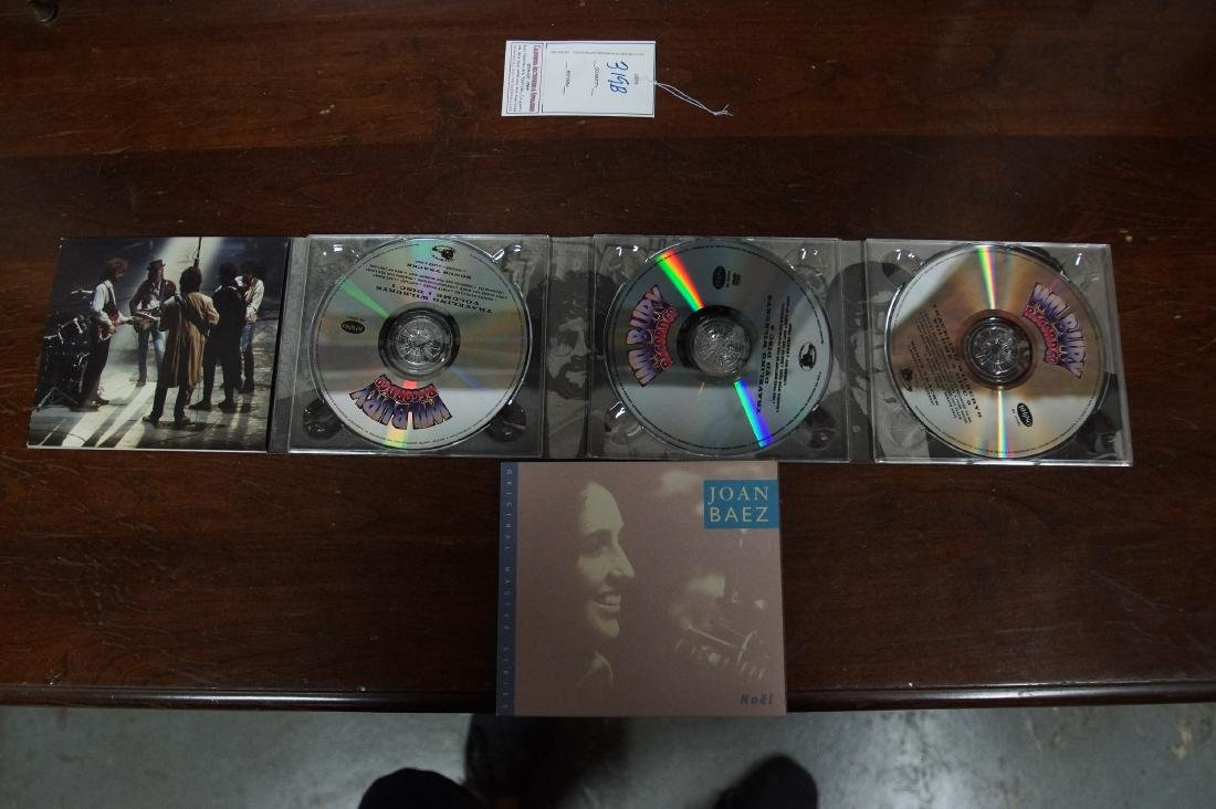 Lifetime collection of audio CD's - 2