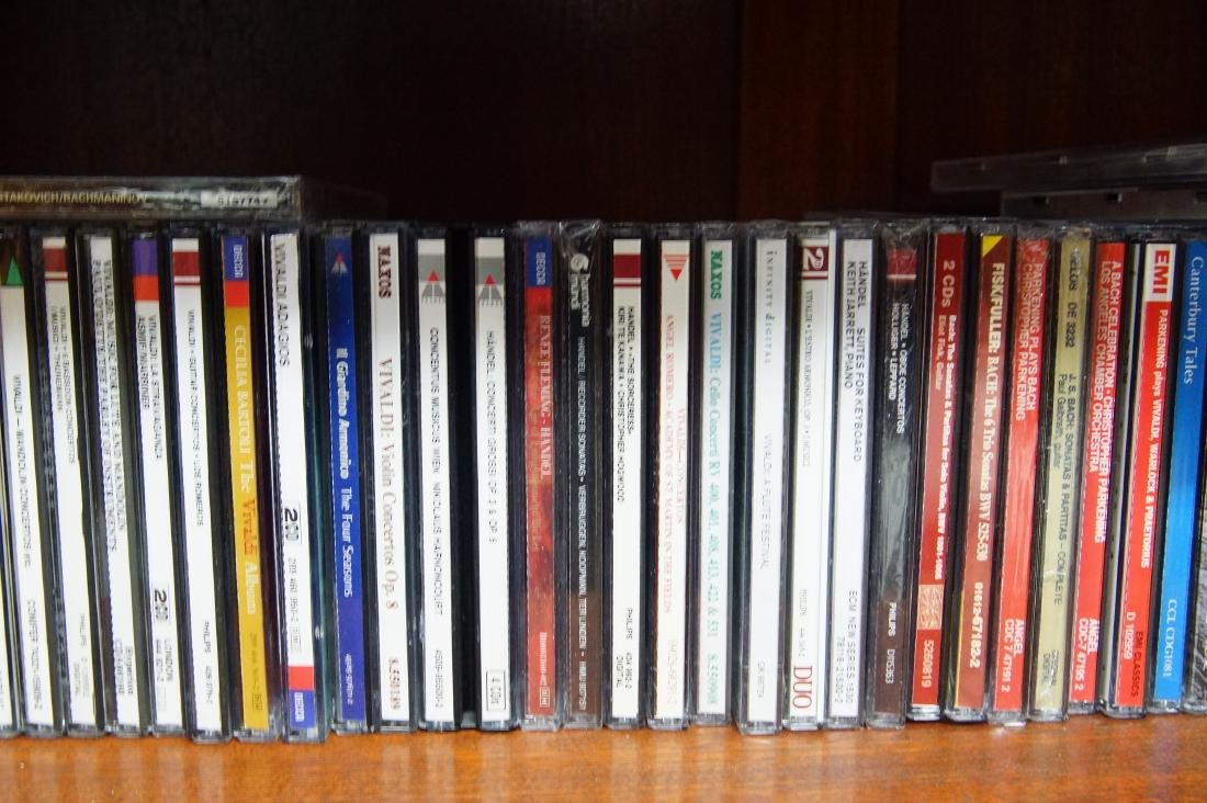 Lifetime collection of audio CD's - 6