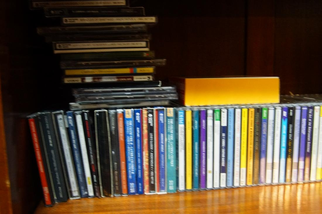 Lifetime collection of audio CD's - 3