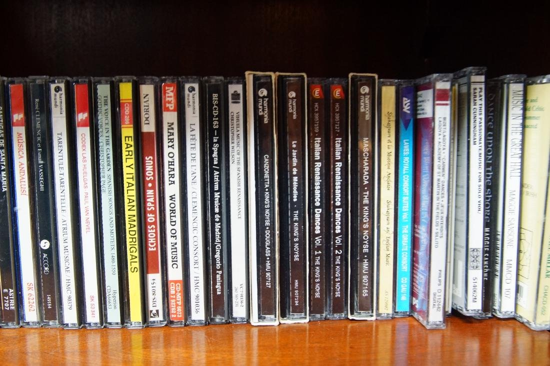 Lifetime collection of audio CD's - 5