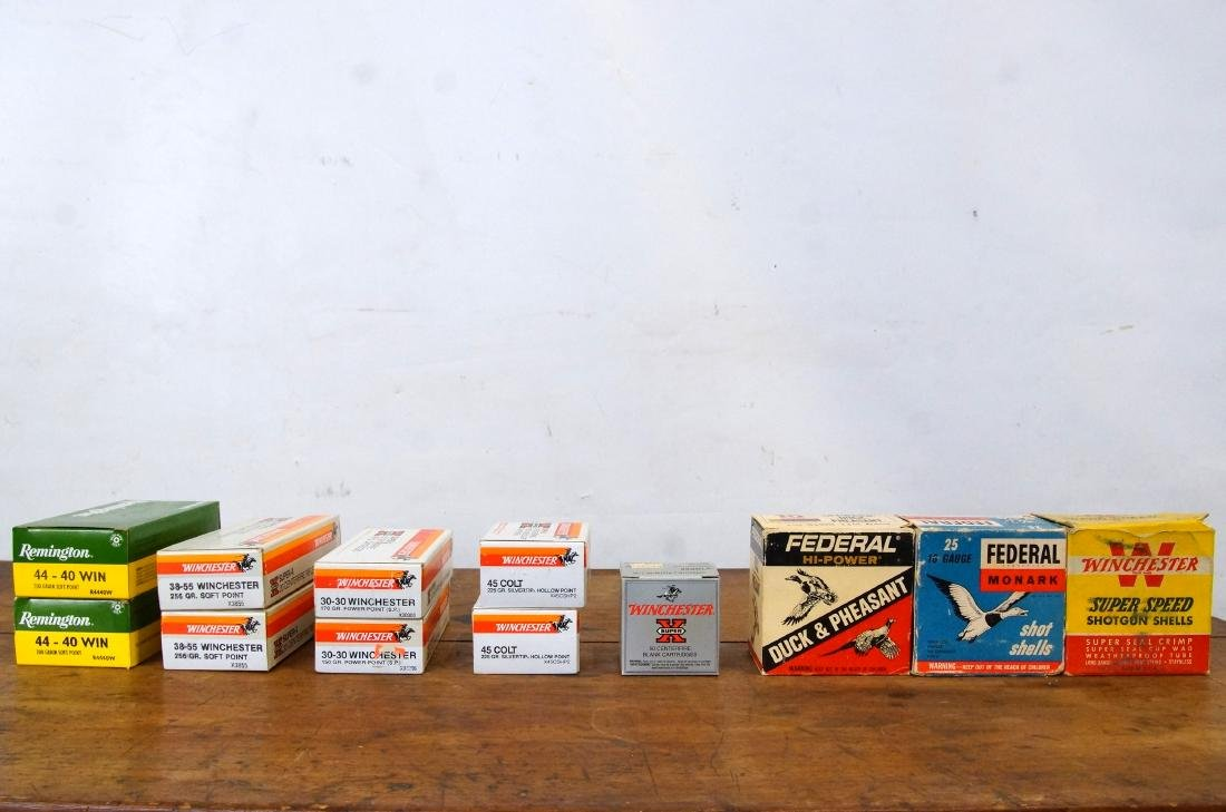 Collection of Assorted Winchester type ammo +