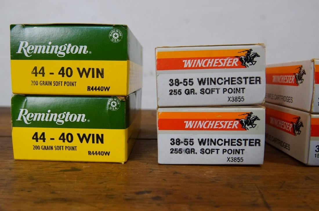 Collection of Assorted Winchester type ammo + - 2