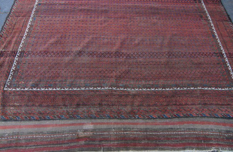 "19th C. Beluch rug - 7\' 5"" x 10\' 4\"" - 2"