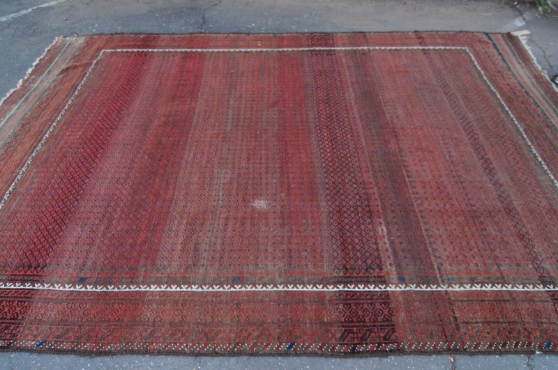 "19th C. Beluch rug - 7\' 5"" x 10\' 4\"" - 5"