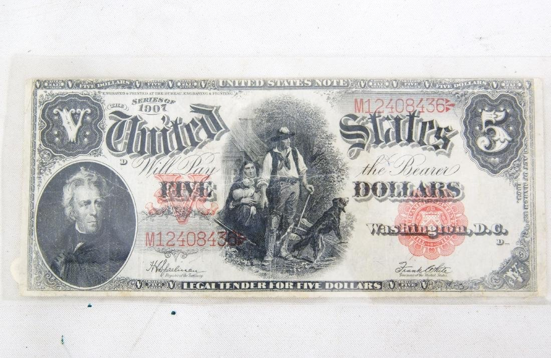 Collection of Fine Antique U.S. Legal Tender - 10