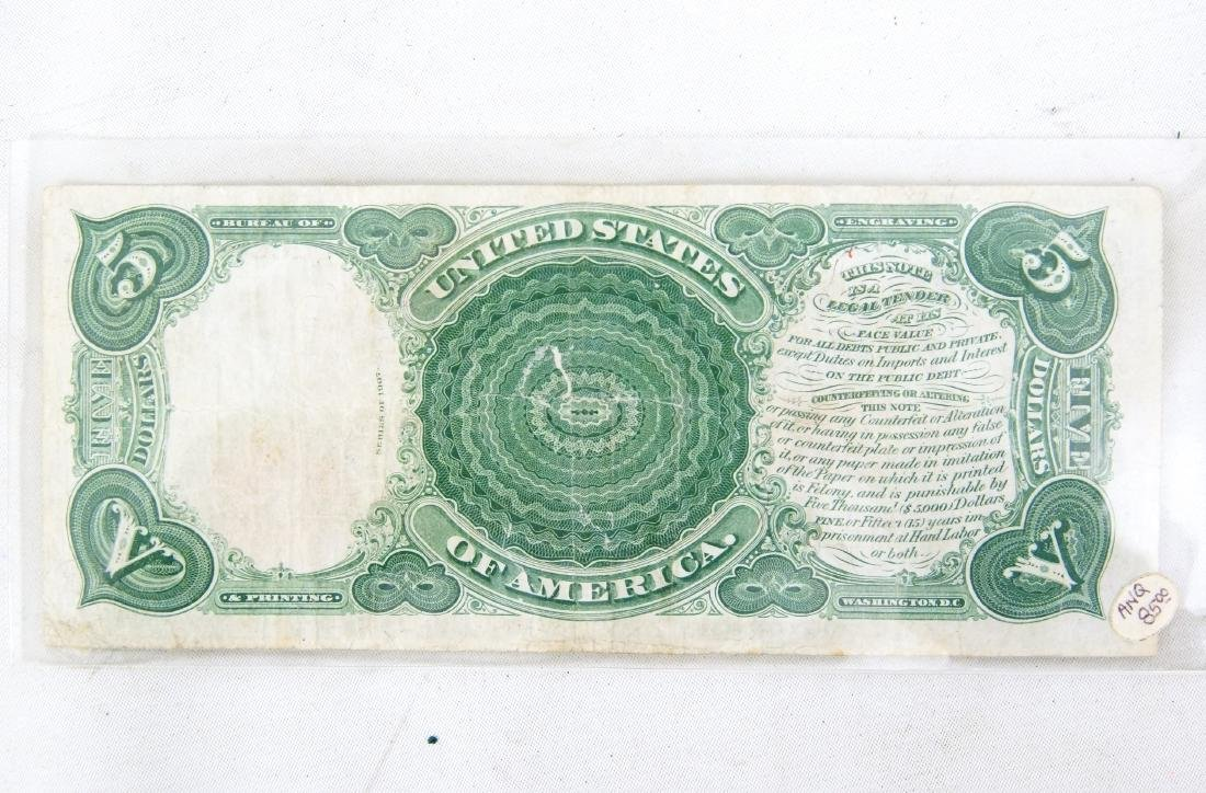 Collection of Fine Antique U.S. Legal Tender - 11