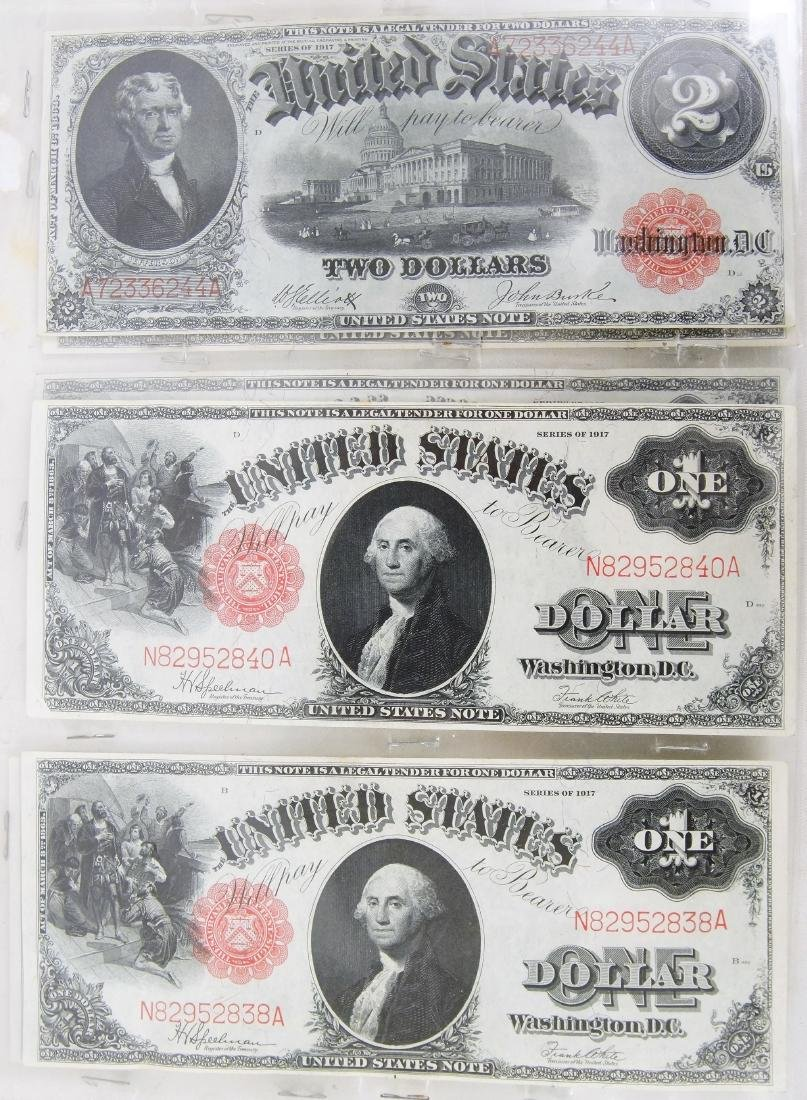 Collection of Fine Antique U.S. Legal Tender - 2