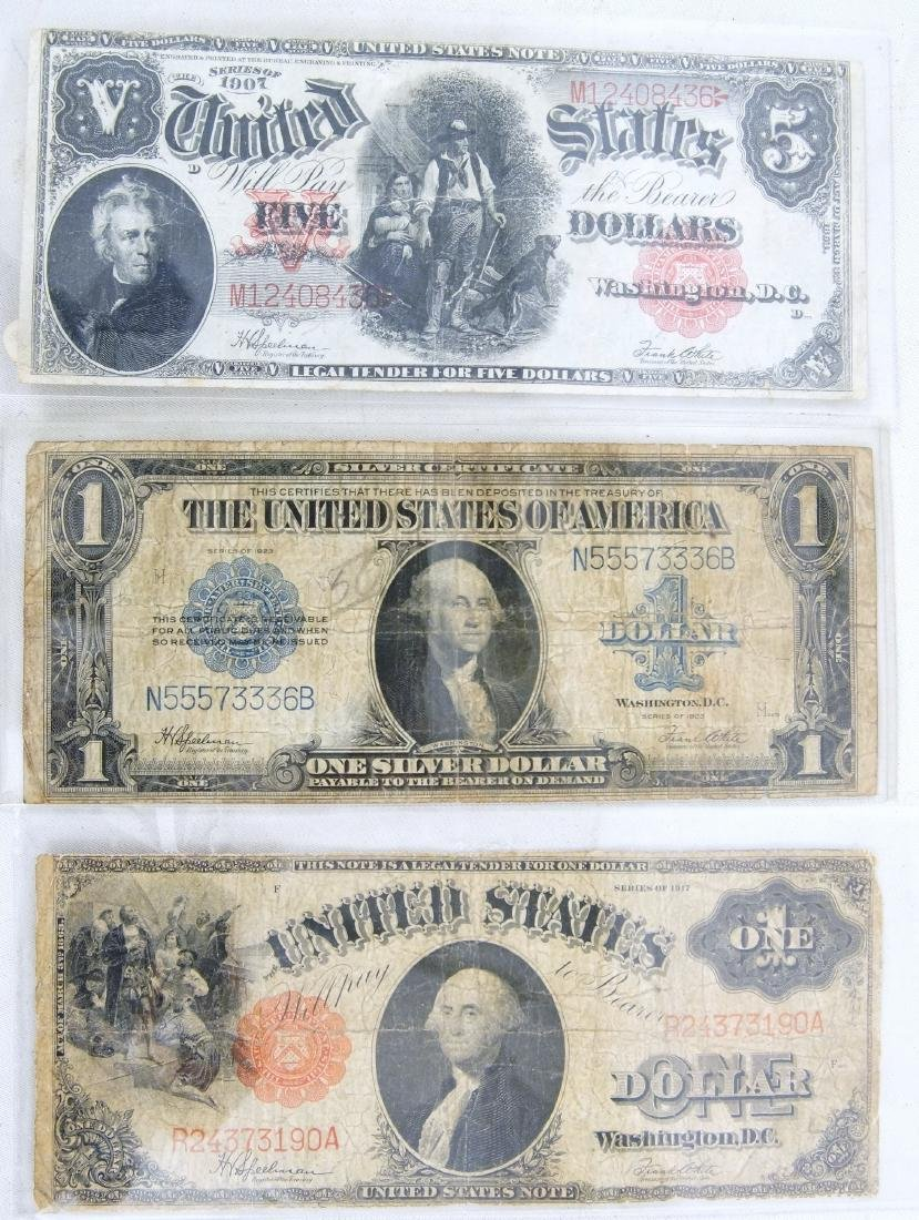 Collection of Fine Antique U.S. Legal Tender - 5