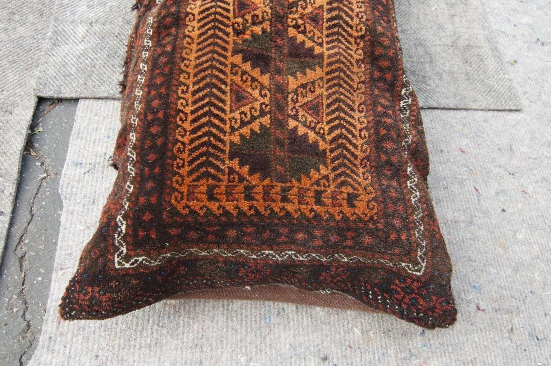 Pair of matching antique Beluch pillows - 5