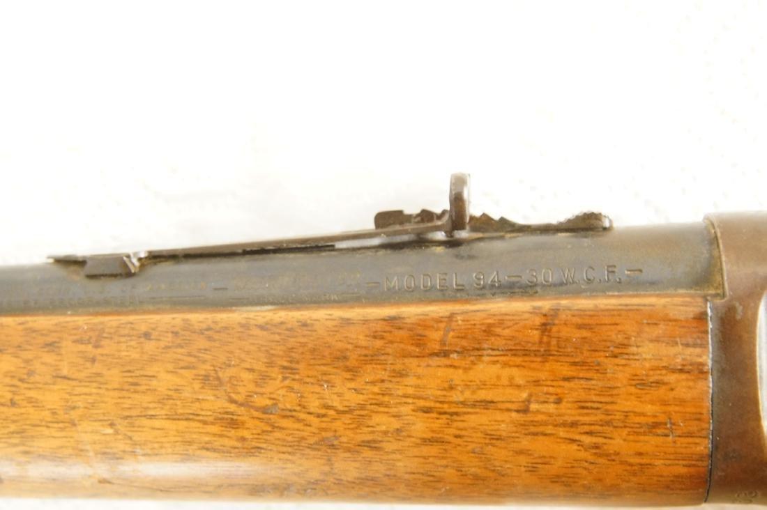 Pre 64 Winchester 1894 30 WCF Rifle #1535733 - 6