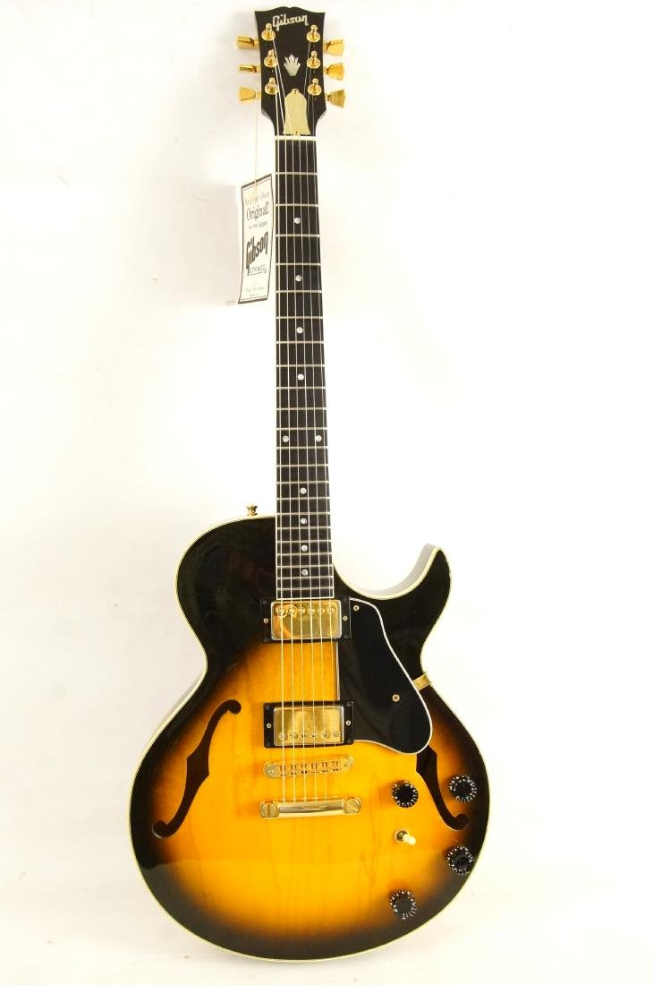 1996 Gibson Howard Roberts Semi-hollow Guitar