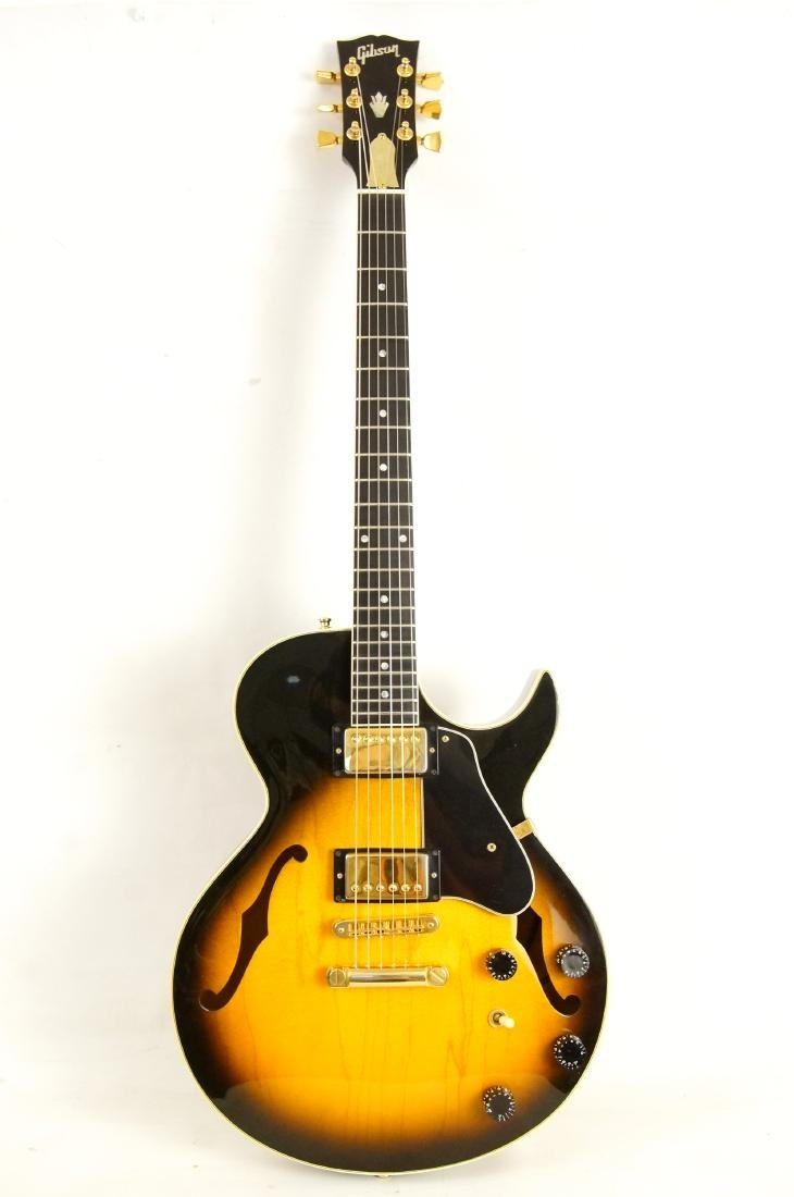 1996 Gibson Howard Roberts Semi-hollow Guitar - 2