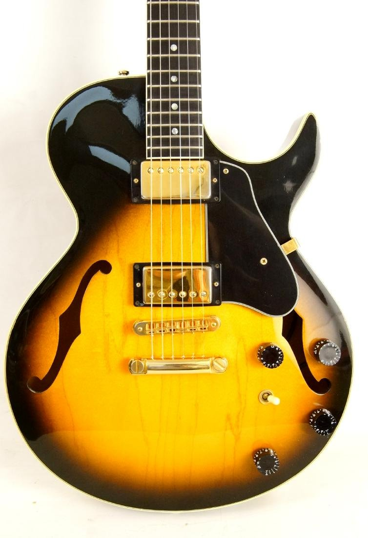 1996 Gibson Howard Roberts Semi-hollow Guitar - 3