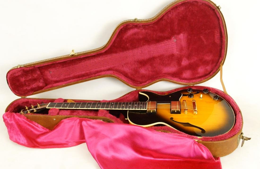1996 Gibson Howard Roberts Semi-hollow Guitar - 7