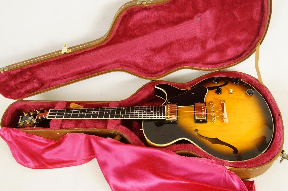 1996 Gibson Howard Roberts Semi-hollow Guitar - 8