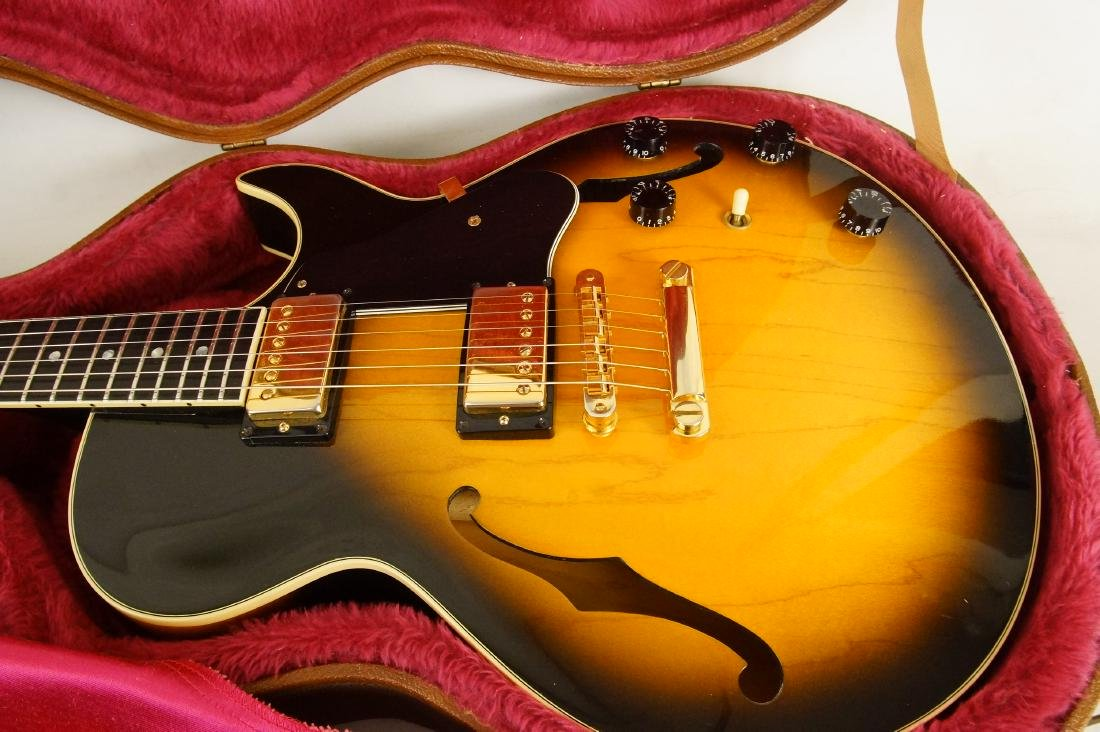 1996 Gibson Howard Roberts Semi-hollow Guitar - 9