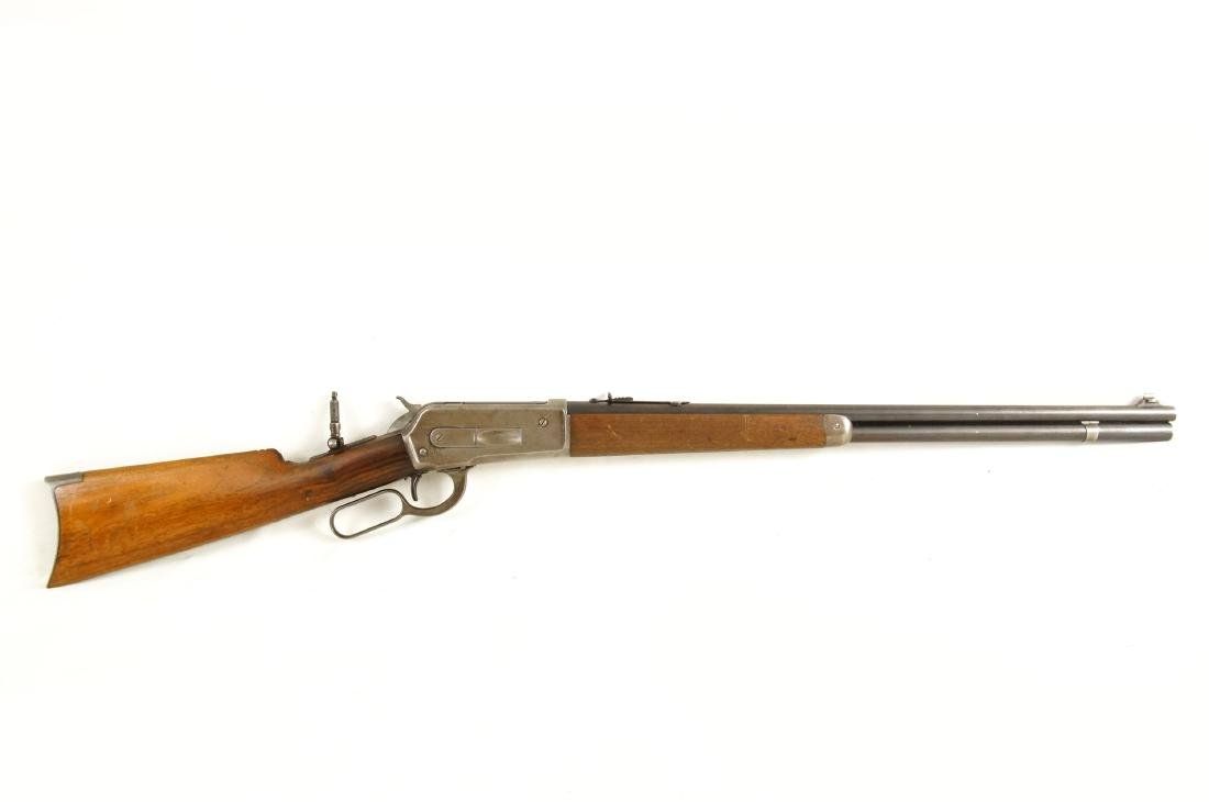 Scarce Winchester 1886 33WCF Lever Action Rifle