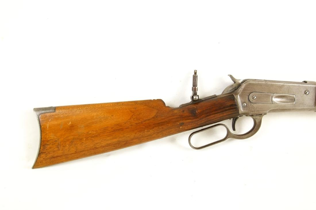 Scarce Winchester 1886 33WCF Lever Action Rifle - 2