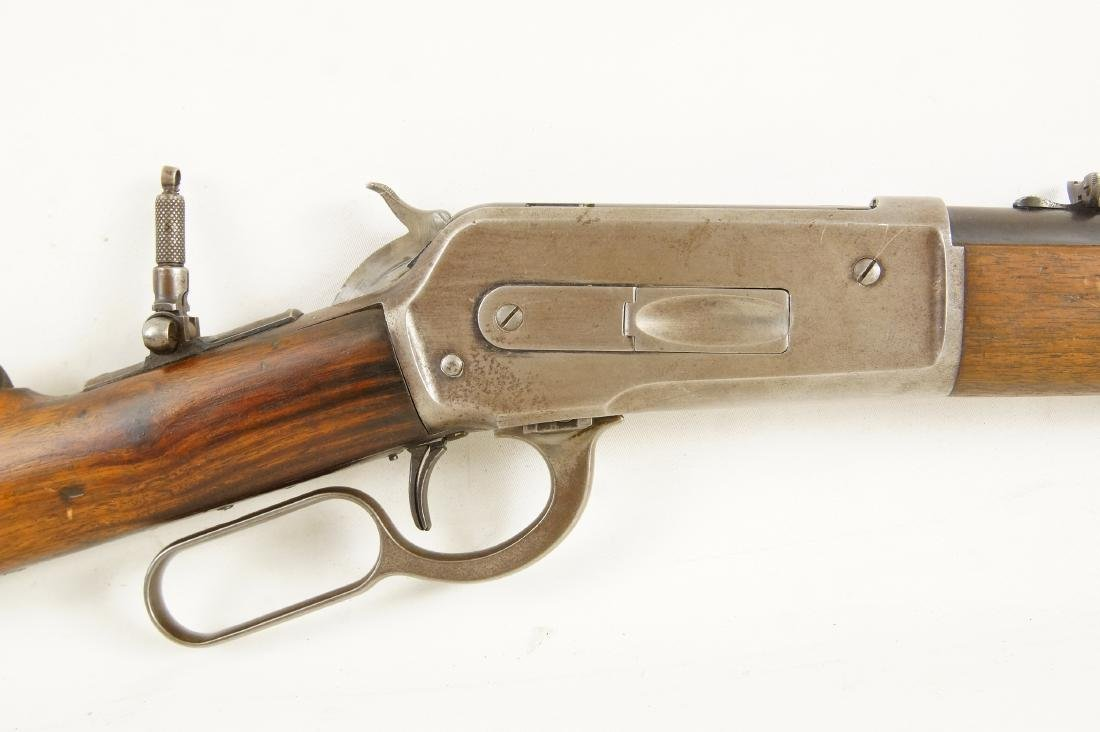 Scarce Winchester 1886 33WCF Lever Action Rifle - 3
