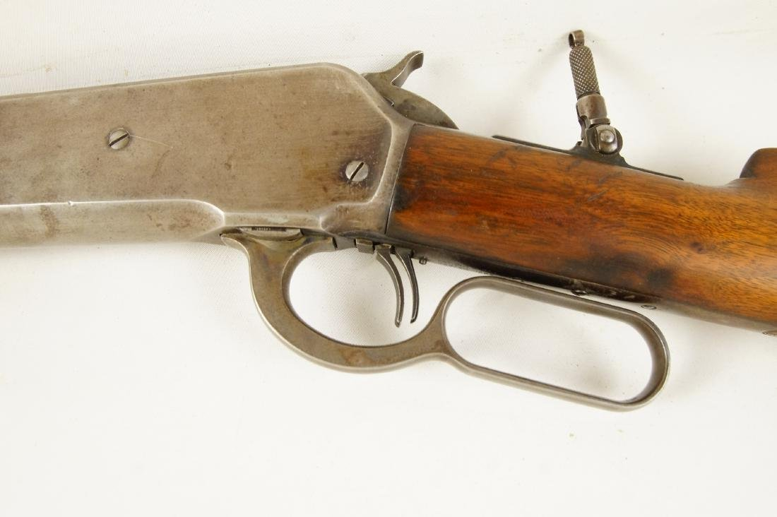 Scarce Winchester 1886 33WCF Lever Action Rifle - 8