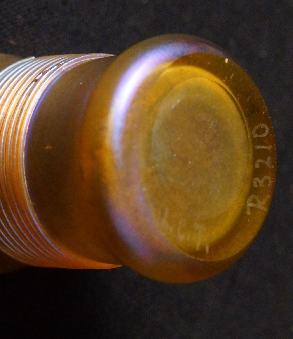 Louis Comfort Tiffany Favrile glass shot glass - 3