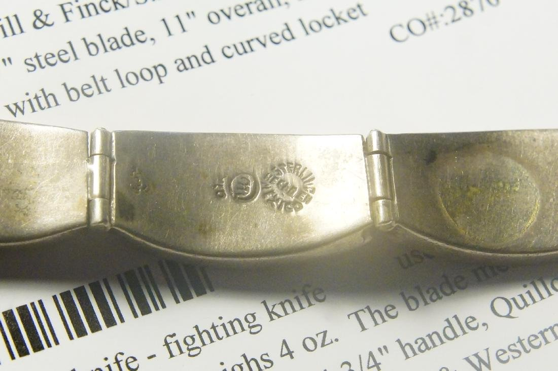 Taxco and Mexican silver bracelets - 2 - 4