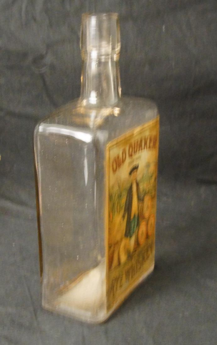 Rare Old Quaker - Rye whiskey ca. 1880 - 3
