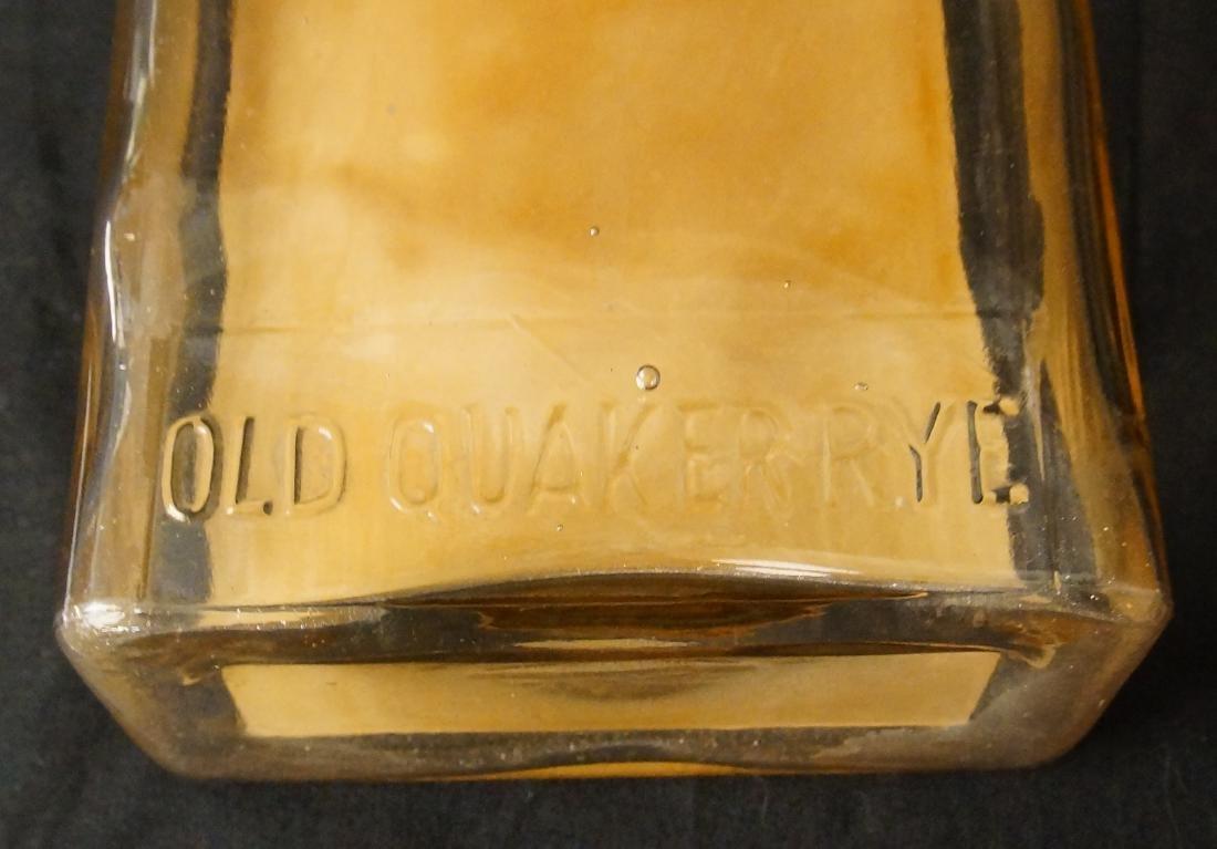 Rare Old Quaker - Rye whiskey ca. 1880 - 6