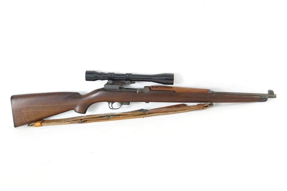 Custom Inland US M1 Carbine with scope .30 cal