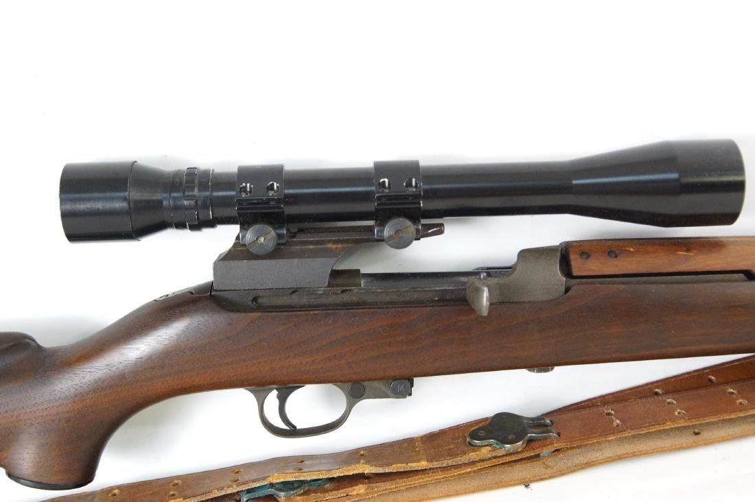 Custom Inland US M1 Carbine with scope .30 cal - 4