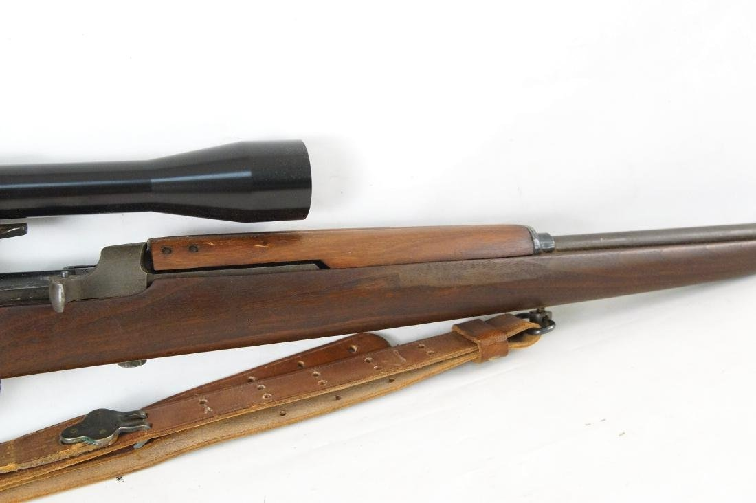 Custom Inland US M1 Carbine with scope .30 cal - 5