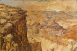 Thomas Moran (1837-1926) Grand Canyon