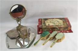 Antique Dresser pieces - Sterling ++
