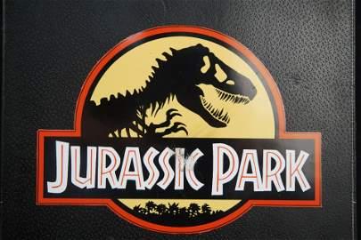 Creative Development Art Portfolio Jurassic Park