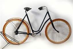 1899 Crescent Wheel Works Chicago Chainless Bike