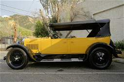 Dodge Brothers 1926 Touring Car