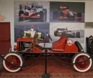 Scarce 1923 Factory Ford Model-T Race Car