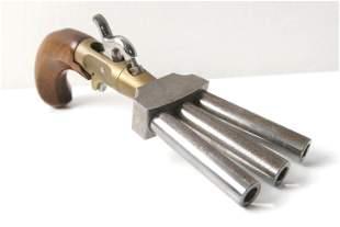 CMC Duck Foot Percussion Pistol .36 Cal. #77247A