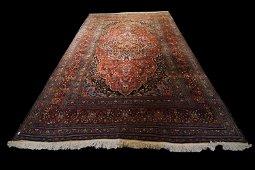 Rare Khorassan Persian Palace Size Carpet