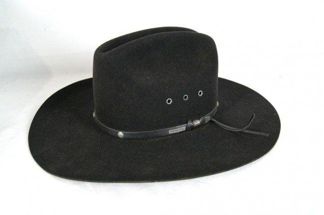 4: Stetson Cowboy hat - Original Box size 6 7/8 new in