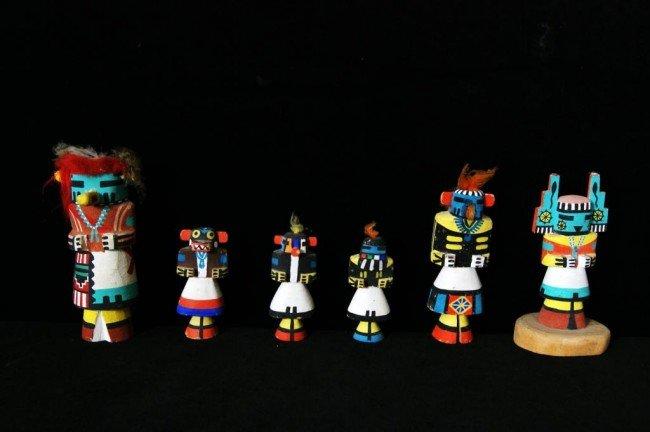 21: Katchina dolls - 6  (Route 66)