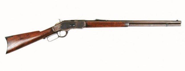133: Model 1873 Winchester 44-40