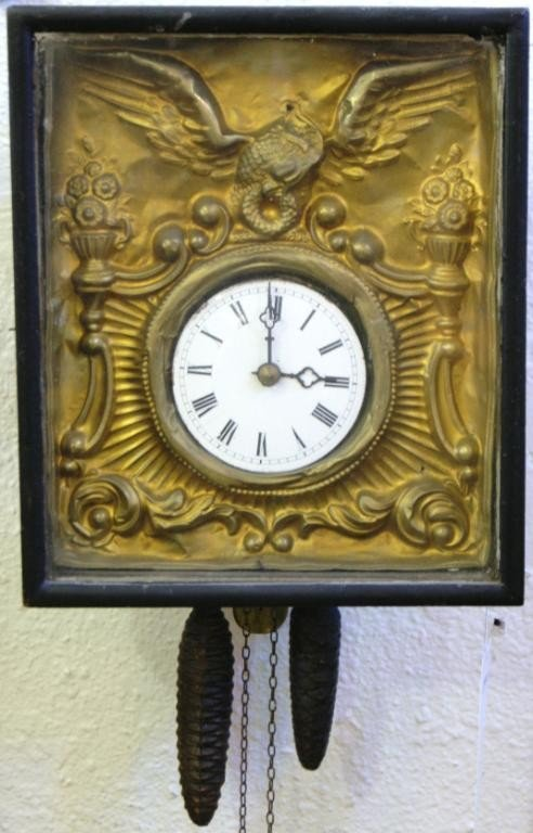7: Wag on the wall clock - 2 Weight